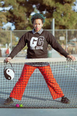 GG Black Sweatshirt
