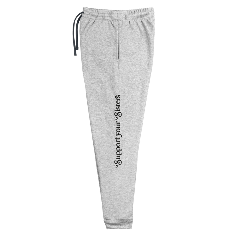 Support Your Sisters Unisex Joggers