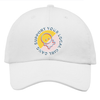 OBB X GIRL GANG WHITE HAT