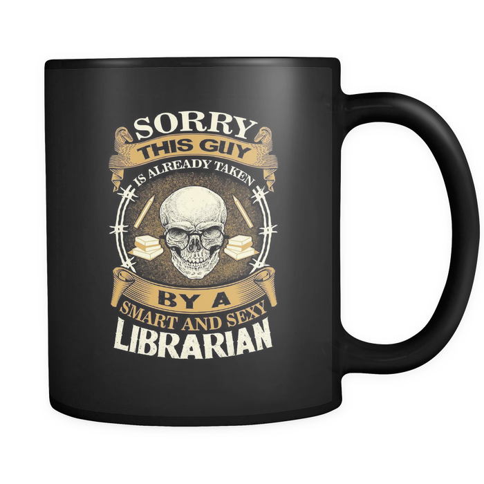 Smart And Sexy Librarian Mug - Mug Sale Off