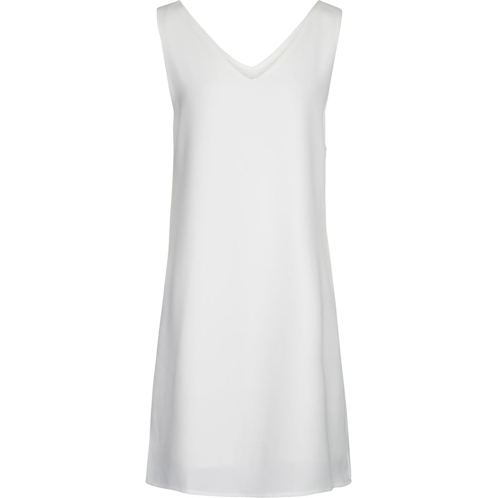 White and more Ingrid kjole Dress 235 Cloud dancer