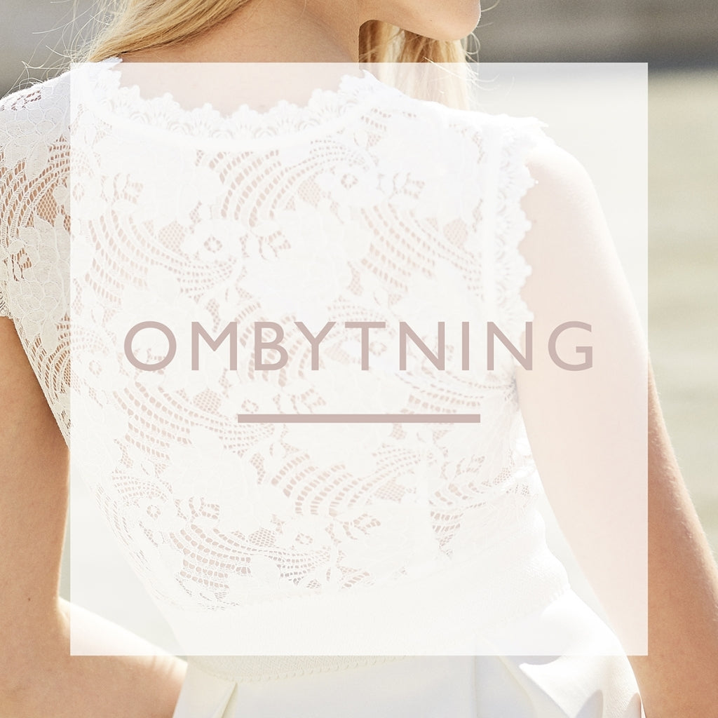 White and more Ombytning til anden størrelse Sales promotion 000 No Color