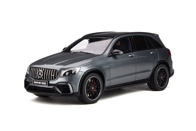 GT Spirit 1/18 Mercedes-AMG GLC 63 S 2017 Selenite grey GT231