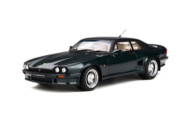 GT Spirit 1/18 Jaguar XJS Lister 7.0 Le Mans S/C 1988 British racing green GT217