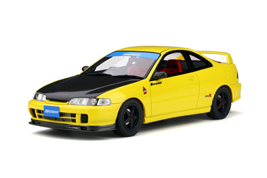 OTTO 1/18 Honda Integra (DC2) Spoon Sunlight Yellow OT792
