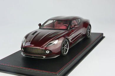 Frontiart AvanStyle 1/18 Aston Martin Zagato Dark Red AS020-101