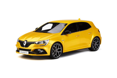 OTTO 1/18 Renault Megane RS 2017 Yellow OT283