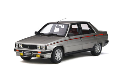 OTTO 1/18 Renault 9 Turbo Ph.1 1984 Silver 620 OT540