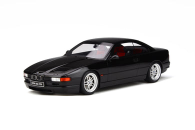 OTTO 1:18 BMW 850 CSI 1990 Black OT827