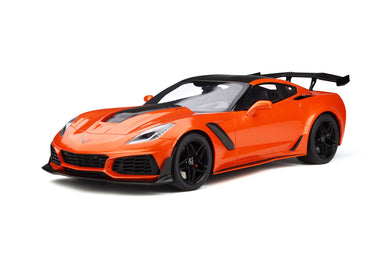 GT Spirit 1/12 Chevrolet Corvette C7 ZR1 2018 Sebring orange GT246