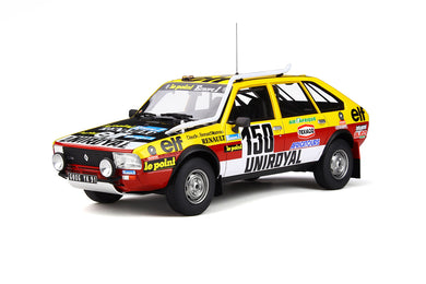 OTTO 1:18 Renault 20 Turbo 4x4 #150 Paris Dakar 1982 OT821