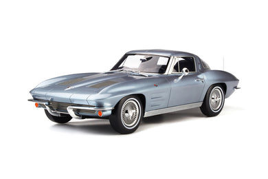 GT Spirit 1/12 Chevrolet Corvette 1963 Metallic Blue GT183