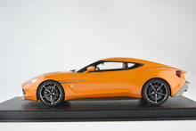 Frontiart AvanStyle 1/18 Aston Martin Zagato Orange AS020-96
