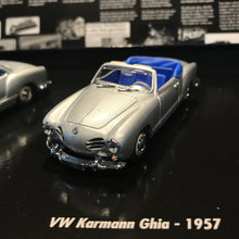MINICHAMPS 1/43 VW KARMANN GHIA 1957 SET 20 YEARS 43YCDZKG20Y
