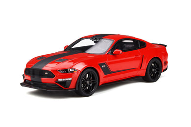 GT Spirit 1:18 Ford Mustang Roush Stage 3 2019 Red/Black GT260