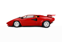 GT Spirit 1:8 Lamborghini Countach LP500 QV Red + Box Showcase GTS80031