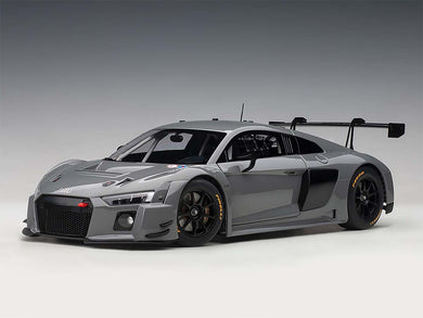 AUTOART 1/18 AUDI R8 LMS PLAIN COLOR VERSION (NARDO GREY) 81801