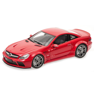Minichamps 1/18 Mercedes-Benz SL65 AMG Black Series (R230) Red 100038122