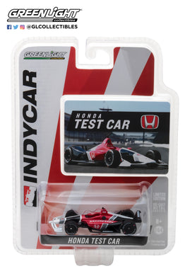 GreenLight 1/64 2018 Honda Dallara Universal Aero Kit Test IndyCar 10812