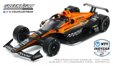GreenLight 1:18 2020 NTT IndyCar Series - #5 Pato O Ward / Arrow McLaren SP, Arrow 11088