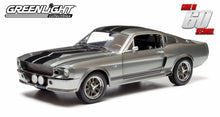 "GreenLight 1/18 Gone in Sixty Seconds (2000) - 1967 Ford Mustang ""Eleanor"" 12909"