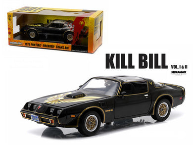 GreenLight 1/18 Collectibles Kill Bill: Vol. II 2004 - 1979 Pontiac Firebird Trans Am Vehicle 12951