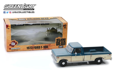GreenLight 1/18 The Walking Dead (2010-Current TV Series) - 1973 Ford F-100 12956