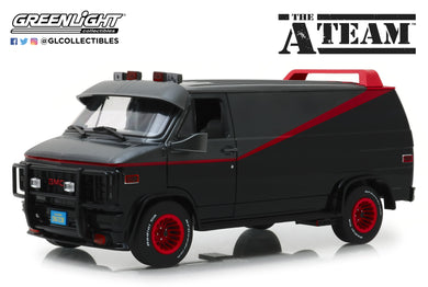 GreenLight 1/18 The A-Team (1983-87 TV Series) - 1983 GMC Vandura 13521