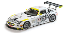 MINICHAMPS 1/18 MERCEDES-BENZ SLS AMG GT3 WINNERS 24H SPA FRANCORCHAMPS 2013 #84 151133184