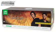 GreenLight 1/18 Artisan Collection - Supernatural (2005-Current TV Series) 1967 Chevrolet Impala Sport Sedan with Sam and Dean Figures 19021