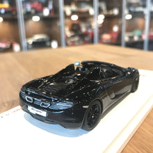 TSM 1/43 McLaren MP4-12C Spider RHD Carbon Black 2013 TSM134340