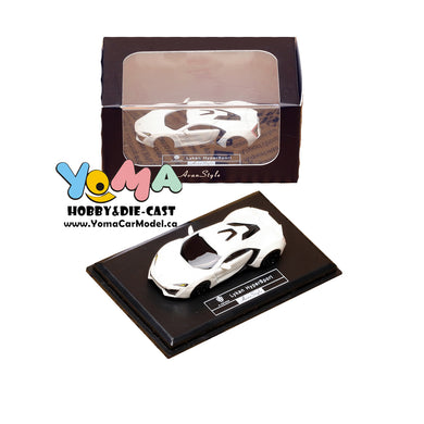 Frontiart AvanStyle 1/87 W Motors Lykan Hypersport White AS015-02