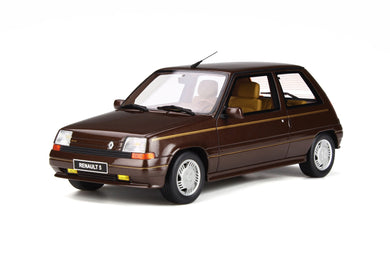 OTTO 1:18 Renault Super 5 Baccara 1984 Brown OT764