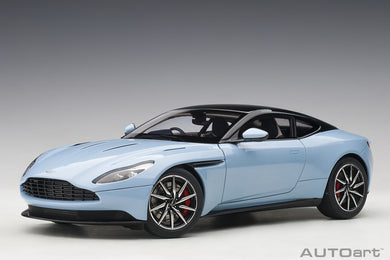 AUTOART 1/18 ASTON MARTIN DB11 (Q FROSTED GLASS BLUE) 70268