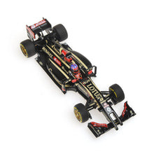 MINICHAMPS 1/43 LOTUS F1 TEAM RENAULT E22 ROMAIN GROSJEAN 2014 417140008