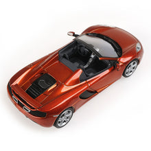 MINICHAMPS 1/43 MCLAREN 12C SPIDER 2012 ORANGE METALLIC 530133030