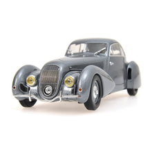MINICHAMPS 1/43 BENTLEY EMBIRICOS 1938 SILVER 436139820