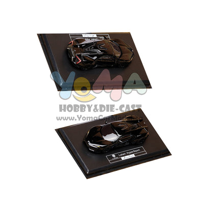 Frontiart AvanStyle 1/87 W Motors Lykan Hypersport Black AS015-107