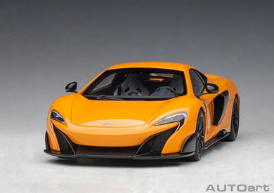 AUTOART 1/18 McLAREN 675LT (McLAREN ORANGE) 76048