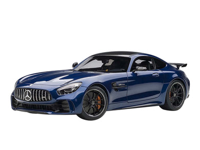 AUTOART 1/18 MERCEDES-AMG GT R (BRILLIANT BLUE METALLIC) 76334