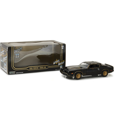 GreenLight 1/24 Smokey and the Bandit II (1980) - 1980 Pontiac Firebird Trans Am Turbo 4.9L 84031