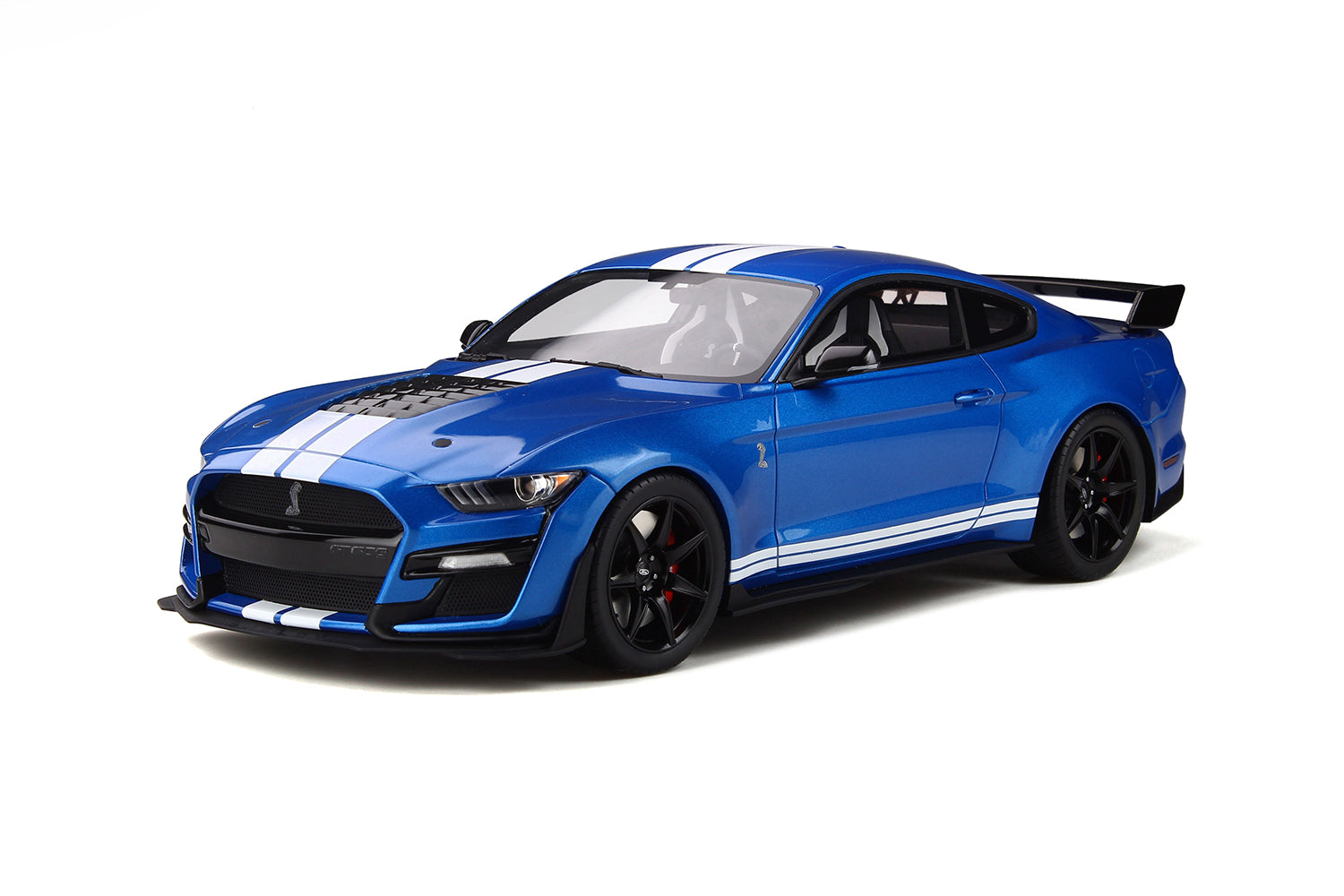 GT Spirit 1:18 2020 Ford Shelby GT500 Blue GT268