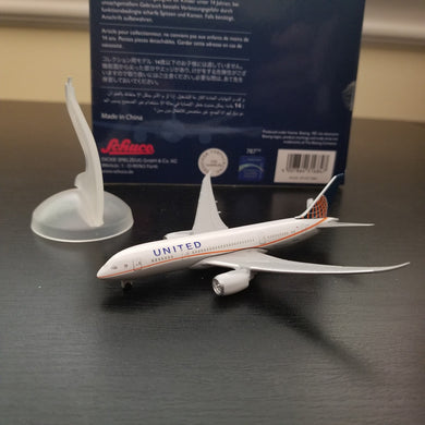 Schuco 1/600 Boeing 787-8 United Airlines 403551684