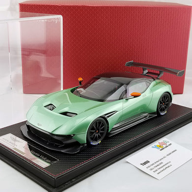 Frontiart AvanStyle 1/18 Aston Martin Vulcan Pearl Green AS014-85