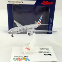 SCHUCO 1/600 Boeing B777-200 American Airlines 403551654