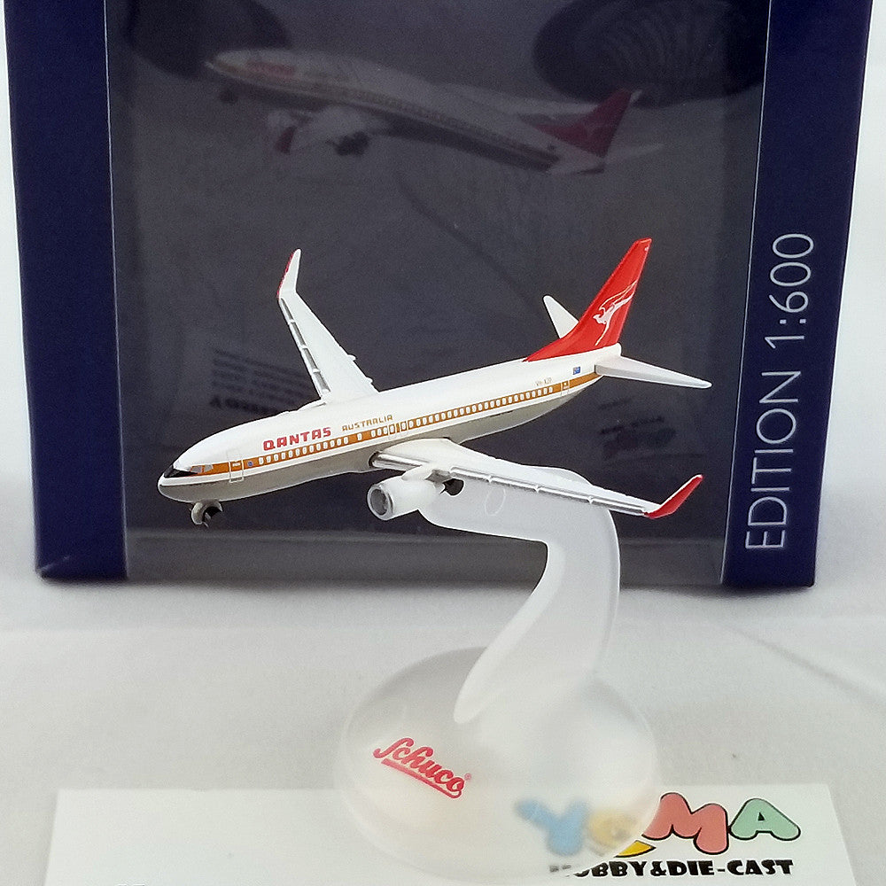 SCHUCO 1/600 Boeing B737-800 Qantas Airways 403551667