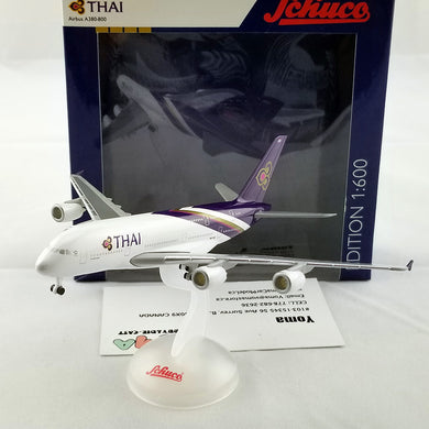SCHUCO 1/600 Airbus A380-800 Thai Airways 403551663