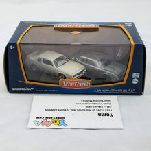 GreenLight 1/64 firstcut 1981-84 Chevrolet Monte Carlo (Hobby Exclusive 2-Car Set) Diecast Model Car 29829