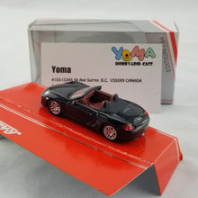 Schuco 1/64 Porsche Boxster S 981 black Diecast Model Car 452011000