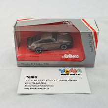 Schuco 1/64 Porsche 911 930 Turbo 3.0 brown Diecast Model Car 452010100